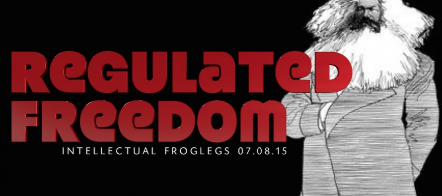 Regulated Freedom – Intellectual Froglegs