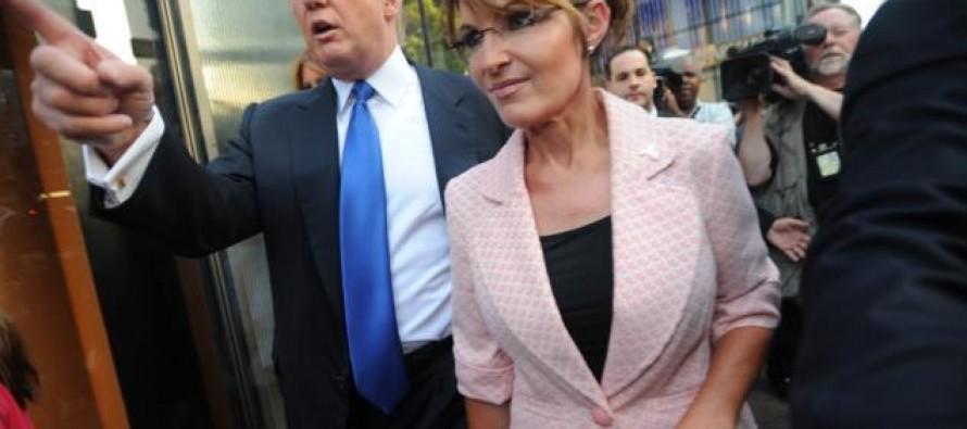 Trump Makes Epic Announcement About Sarah Palin [Video]