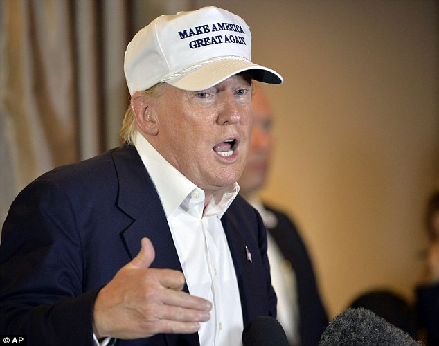 JUGGERNAUT: Donald Trump is rocking New Hampshire with poll numbers twice as high as second-place Jeb Bush's.