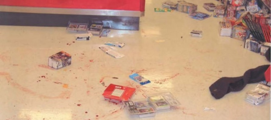 Target SUES Hero who Fended off Knife-Wielding Attacker as He Stabbed a 16-year-old Female Hostage