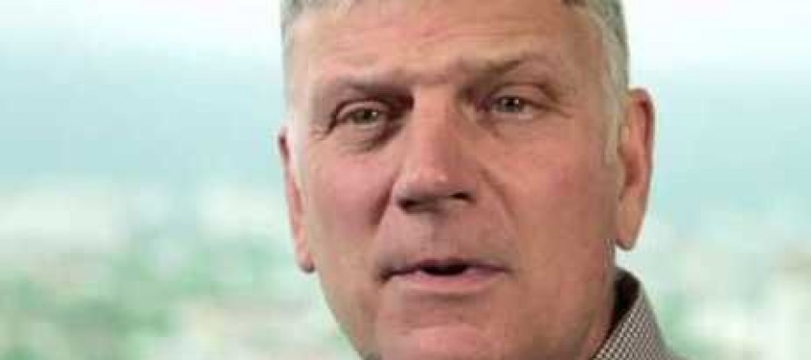 Rev. Graham on Obama & Gay Marriage: He Might Want Extra Lightning Rods Installed