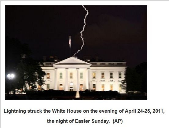 White House Lightning