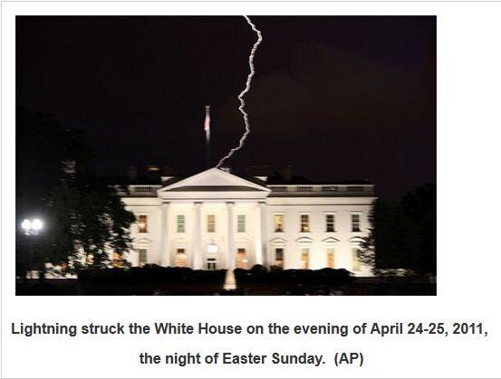 White House Lightning