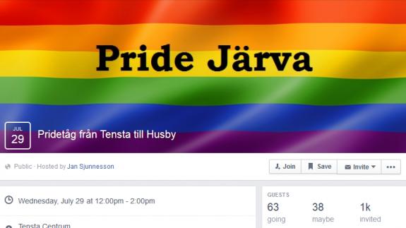 Gay Pride Sweden