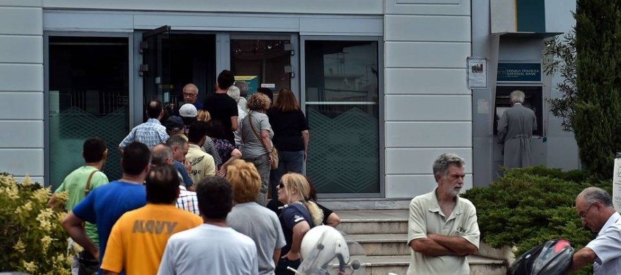Will this happen in America one day? Greek banks prepare plan to raid deposits to avert collapse