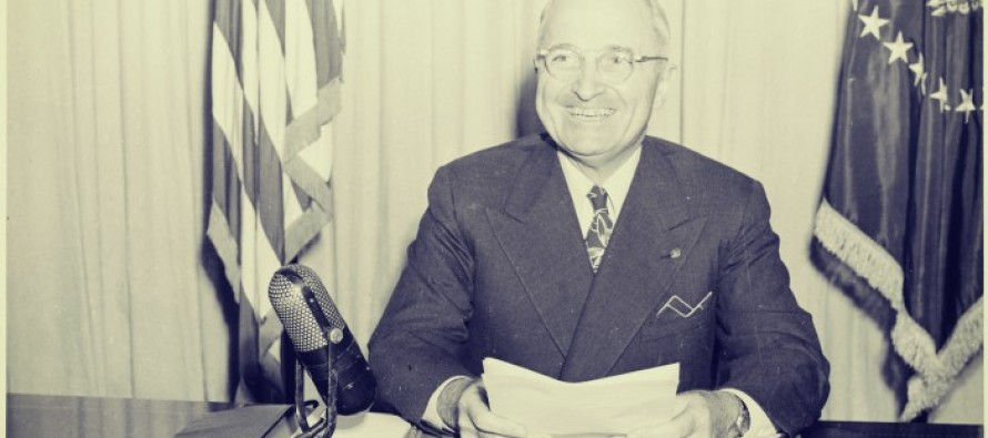 Missouri Democrats Rename Annual Dinner After Former KKK Member – Harry Truman