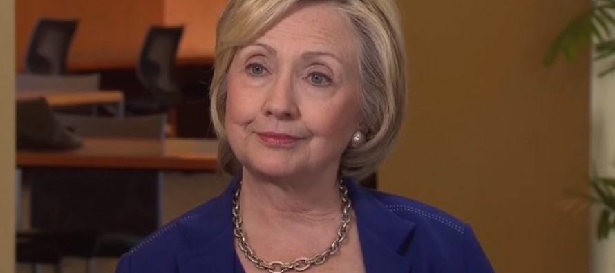 Hillary Clinton: People Trust Me, Blames Constant Barrage of Attacks By the Right [Video]
