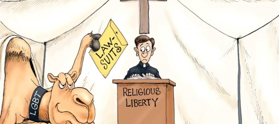 LGBT Agenda (Cartoon)