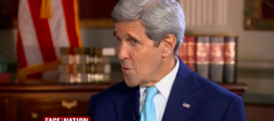 John Kerry: I've Never Heard Of 'Anytime, Anywhere' Inspections For Weapons [Video]