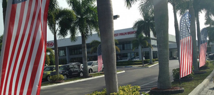 Florida Kia dealership facing fines for American flag display is standing their ground [Video]