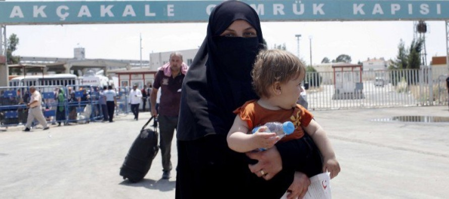 The Hell a Woman Endured to Stop ISIS From Beating Her Baby – Motherly Love