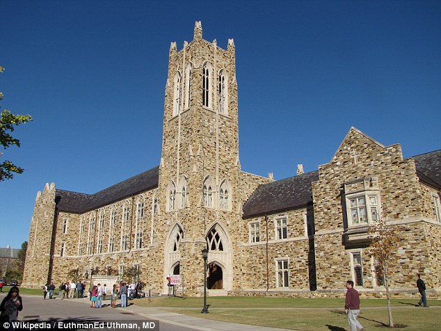 Rhodes College, also in Memphis, has hired Robinson and stated that they support her anti-white views.