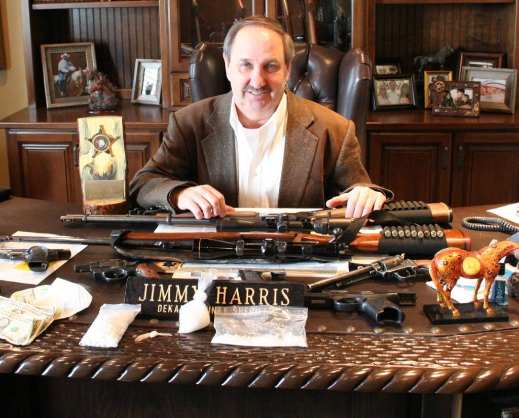 Sheriff Jimmy Harris