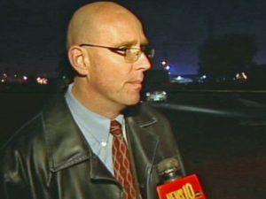 Stockton Police Lt. Toby Will