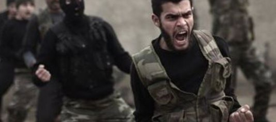 Obama Is Spending $500 Million On Training Fewer Than 100 Syrian Rebels To fight ISIS