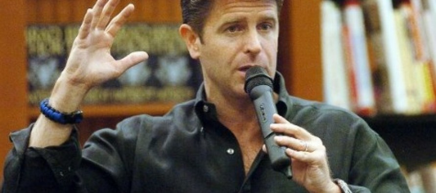 Brad Thor Warns That This Dominant Trend Will Be the 'Death of This Nation'