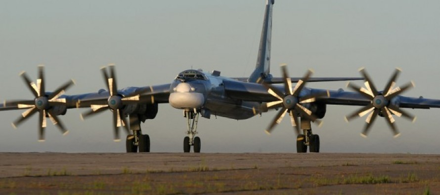 Russian Nuclear Bear Bombers Fly 40 Miles off California Coast on Independence Day