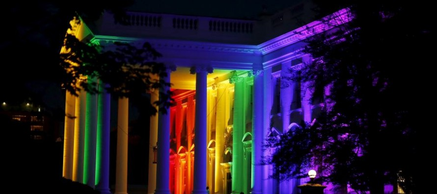 Bill O'Reilly insulted by the PEOPLE'S house being lit up in rainbow colors [Video]