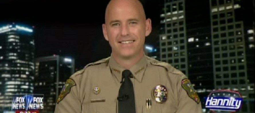 AZ Sheriff Paul Babeu: Donald Trump Was Right on Illegal Immigrant Criminals