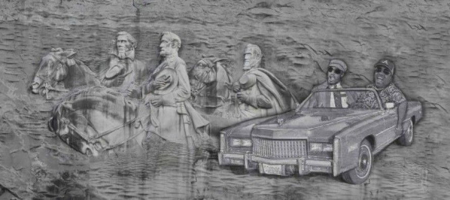 Artists Suggests Adding Outkast Rappers To Stone Mountain
