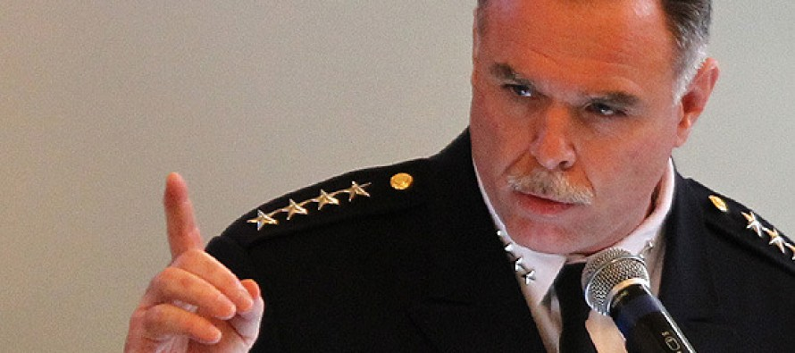 """Chicago's Liberty-Hating Top Cop: """"Gun Possessors Are Potential Murderers"""""""