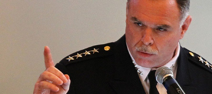 "Chicago's Liberty-Hating Top Cop: ""Gun Possessors Are Potential Murderers"""