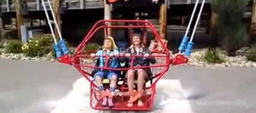 Theme Park Fail Video: You'll Never Go On Another Ride After Watching This