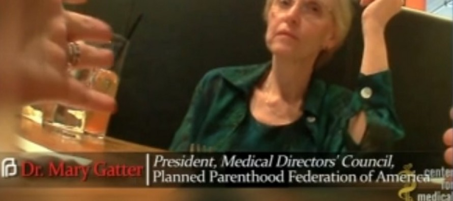 ANOTHER Damning Planned Parenthood Video Released