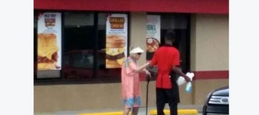 Hardee's Worker Receives Reward For Act Of Kindness