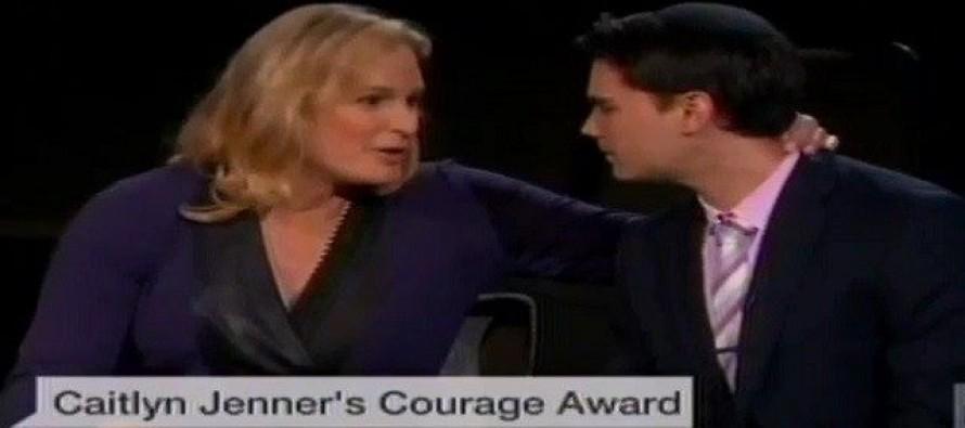 Ben Shapiro Files A Police Report Against Aggressive Transgender Reporter Zoey Tur [Video]