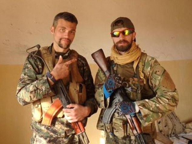 americans kurds