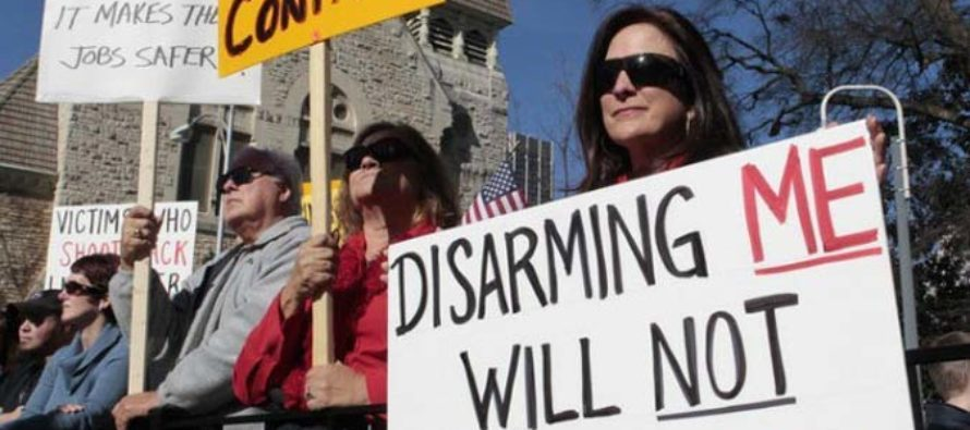 5 Facts About Mass Shootings That The Gun Control Fanatics Don't Want You to See