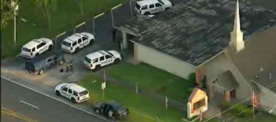Pastor Shoots an Intruder at Texas Church