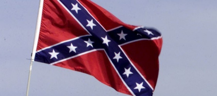 A Group of Men Beat Up a Guy for Carrying a Confederate Flag in South Carolina