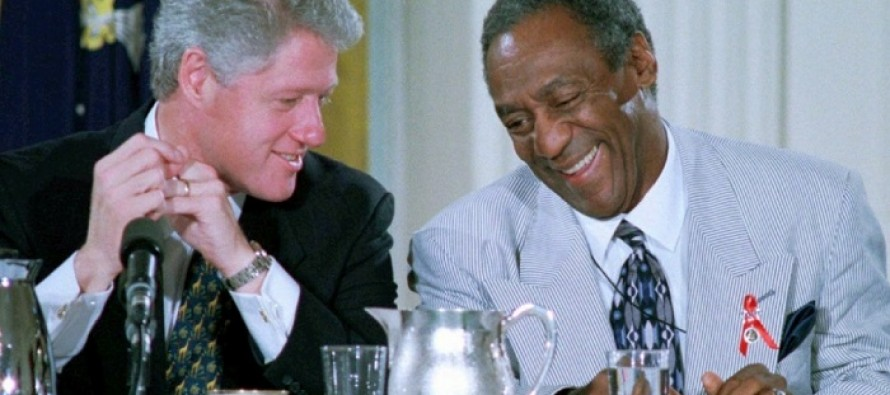 Liberals Turn on Bill Clinton: He's the 'New Bill Cosby'