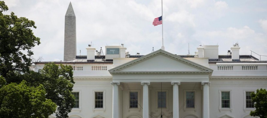 Marine Issues a Challenge to 'Teach Obama Respect' After He Declines to Order Flags at Half-Staff to Honor the Slain Service Members