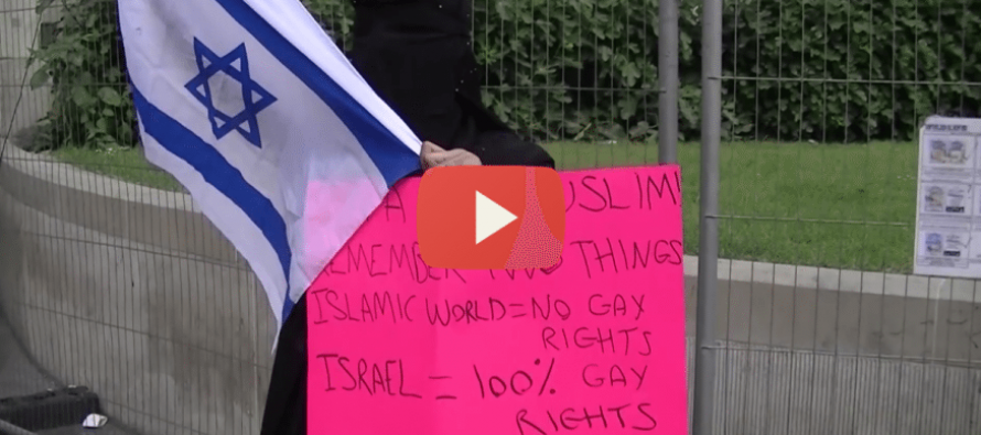 The Gay Muslim Zionist Experiment