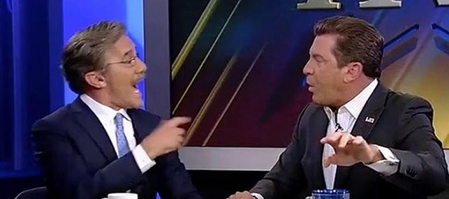 'I'd Knock You Out Right Now!': A Fox Panel Gets So Heated the Host Asks 'Control Panel' to Cut to a Break