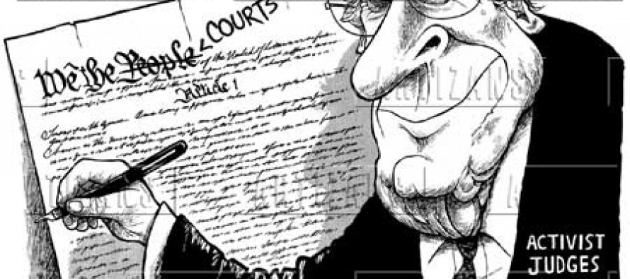 Taking Down Left-Leaning Judges