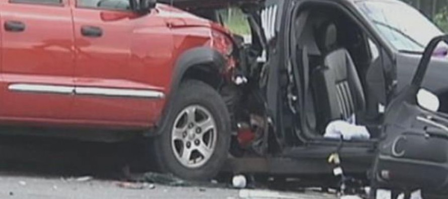 'Drunk' Driver who Plowed into Limo,Killing 4 Women Was Involved in Fatal Accident Killing Co-Worker One Year Ago