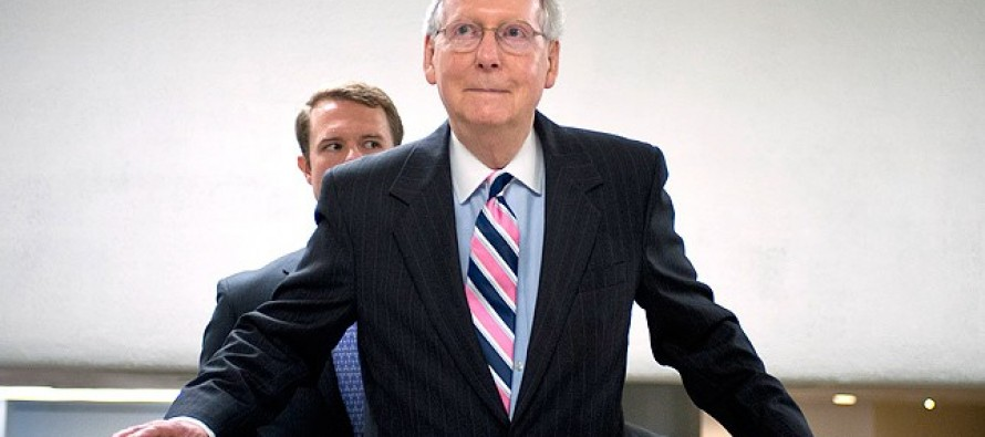 24 hours after voting measure to FUND Planned Parenthood Liar-Mitch McConnell is now allegedly fast tracking bill to DEFUBD Planned Parenthood