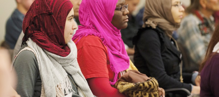 Student visas from Muslim countries increased to 127,000 last year