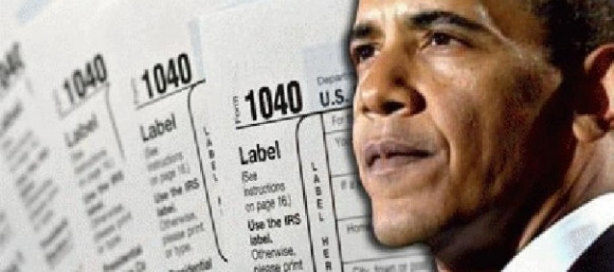Obama Blames Republican Congress for IRS Targeting of Tea Party Groups
