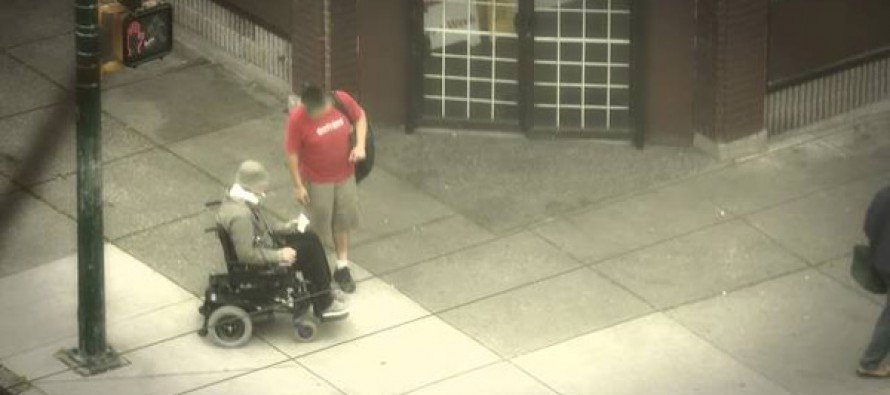 VIDEO: Undercover Vancouver Police officer Mark Horsley uncovers kindness in Downtown Eastside