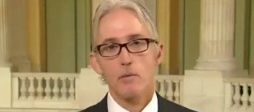 Trey Gowdy Wants to Know Why Obama Hasn't Made the Time to Make One Simple Phone Call
