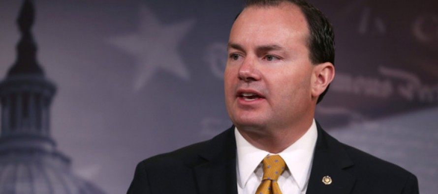 Senator Mike Lee goes for nuclear option to repeal Obamacare
