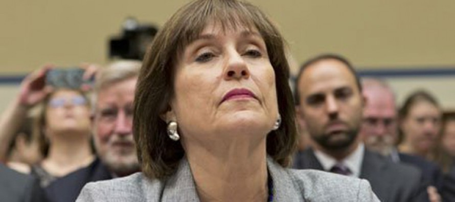 IRS SCANDAL: Obama Officials Discussed PROSECUTING CONSERVATIVE GROUPS