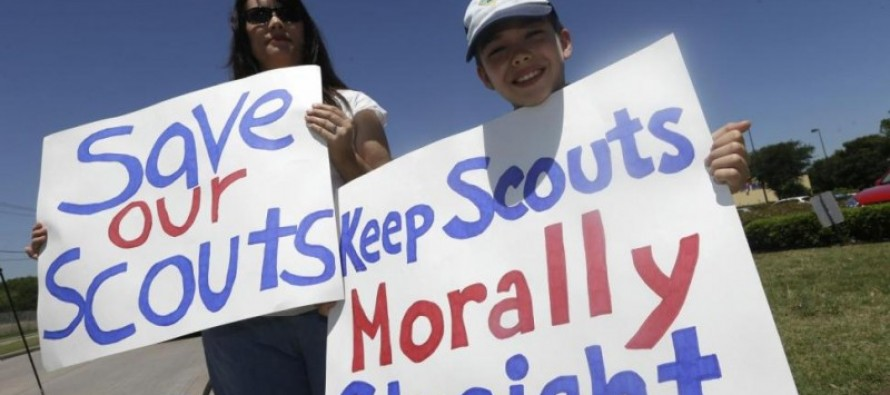 Gay Scoutmasters Will Lead The Boy Scouts On A March Into Oblivion
