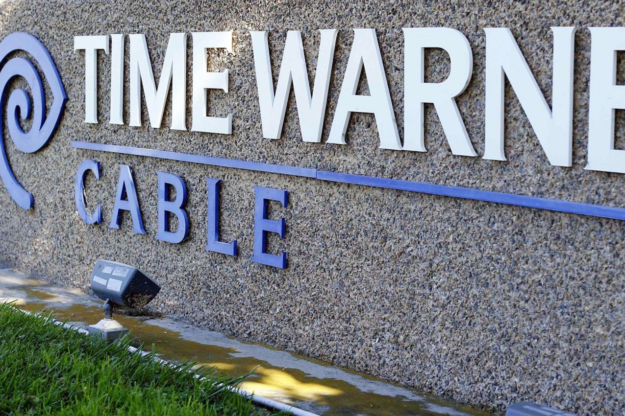 File photo of the Time Warner Cable office in Carlsbad