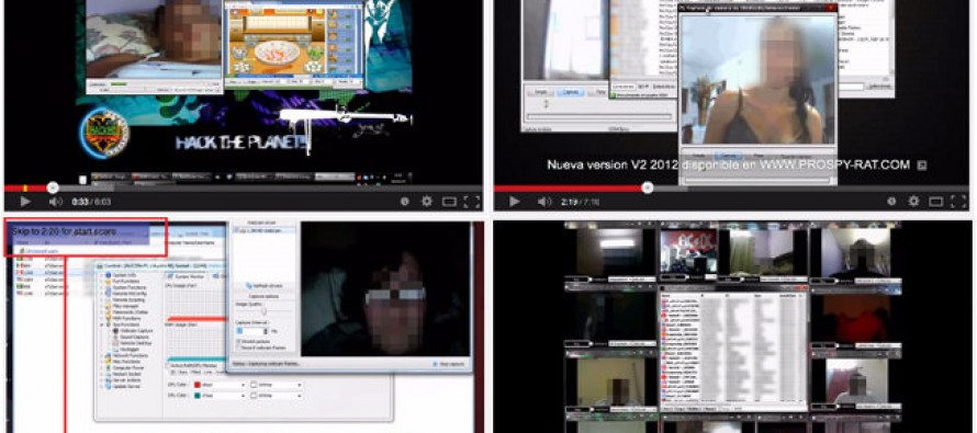 New Malware Broadcasts Your Webcam Video to the World